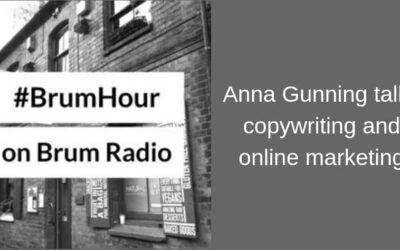 Copywriting and Online Marketing in Birmingham