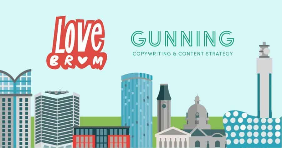 LoveBrum & Gunning Marketing partner to support Birmingham charities