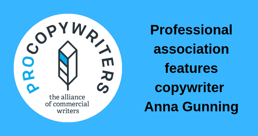 Birmingham-copywriter-Anna-Gunning-ProCopywriters-interview